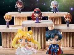 Sailor Moon Petit Chara 25th Anniversary Dark Kingdom Exclusive