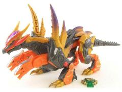 Transformers: Galaxy Force GD-07 Flame Convoy (Korean Box)