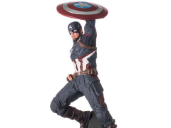 Captain America: Civil War Captain America 1/10 Art Scale Statue