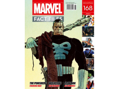 Marvel Fact Files #168