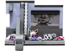 Five Nights at Freddy's Scooping Room Medium Construction Set