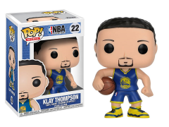 Pop! NBA: Golden State Warriors - Klay Thompson