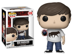 Pop! Movies: It - Ben Hanscom