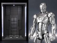 Iron Man S.H.Figuarts Iron Man Mark II & Hall of Armor Set