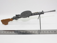 World War II Degtyaryov DP-28 Machine Gun 1/6 Scale Accessory