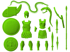 Vitruvian H.A.C.K.S. Accessory Pack - Unearthly Green