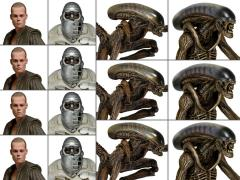 Alien Series 08 Case of 14 Figures