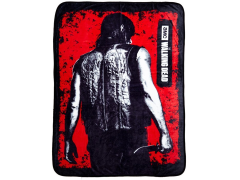 The Walking Dead Daryl Throw Blanket
