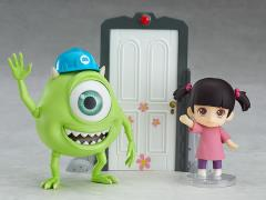 Monsters, Inc. Nendoroid No.921-DX Mike & Boo (DX Ver.)