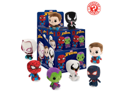 Marvel Mystery Mini Spider-Man Plushies Random Plush