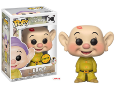 Pop! Disney: Snow White and the Seven Dwarfs - Dopey (Chase)