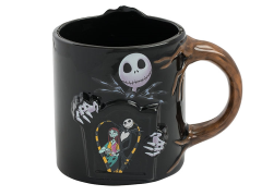 The Nightmare Before Christmas Heat Reactive Mug