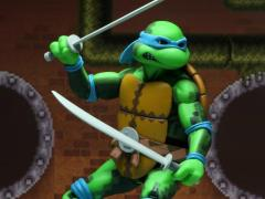 TMNT: Turtles in Time Leonardo