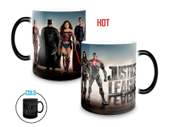 Justice League United We Stand Morphing Mug