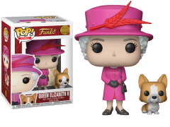 Pop! Royals: Queen Elizabeth II