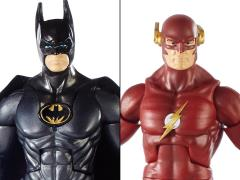 DC Comics Multiverse Signature Collection Wave 1 Set of 2 Figures