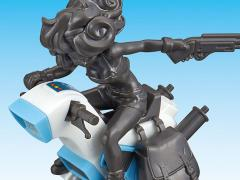 Dragon Ball Mecha Collection Vol. 3 Launch's One-Wheel Motorcycle Model Kit