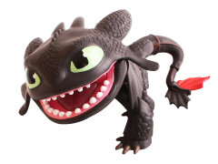 How To Train Your Dragon Action Vinyls Toothless (Glow in the Dark Eyes)