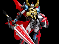 Divine Demon-Dragon Gaiking Metamor-Force Gaiking Figure