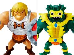 Masters of the Universe Classics Mini Battle Armor He-Man & Mini Mer-Man