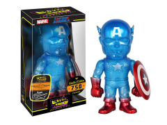 Marvel Hikari Captain America (True Blue) Figure