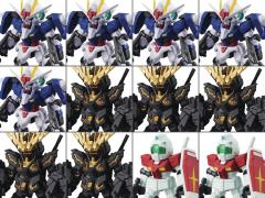 Gundam Mobile Suit Ensemble Series 2 Case of 12