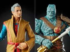 Marvel Comics 80th Anniversary Marvel Legends Grandmaster & Korg Two-Pack