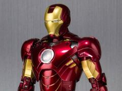 Iron Man 2 S.H.Figuarts Iron Man Mark IV & Hall of Armor Set