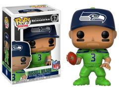 Pop! Football: Seahawks - Russell Wilson (Color Rush)