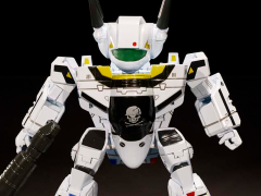 Robotech SD VF-1S Rick Figure With Fast Pack Armor