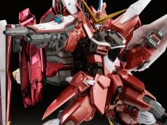 Gundam MG 1/100 Justice Gundam (Special Coating Ver.) Exclusive Model Kit