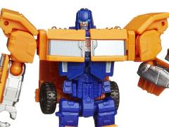 Transformers Combiner Wars Legends Huffer