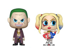 Suicide Squad Vynl. The Joker + Harley Quinn