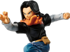 Dragon Ball FighterZ Android 17 Prize Figure