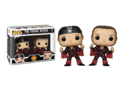 Pop! Wrestling: Bullet Club - The Young Bucks Two-Pack