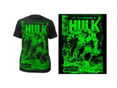 Marvel Incredible Hulk Monster Unleashed T-Shirt