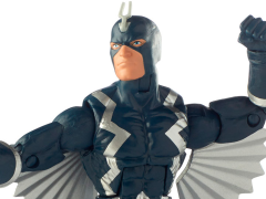 Inhumans Marvel Legends Black Bolt (Okoye BAF)
