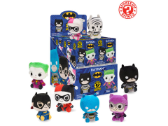 DC Comics Mystery Minis Batman Plushies Box of 12