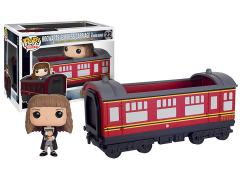 Pop! Rides: Harry Potter - Hogwarts Express Carriage With Hermione Granger