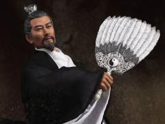 1/6 Scale Zhuge Kongming (White Feather Version)