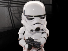 Star Wars Egg Attack EA-012 Stormtrooper (Empire Strikes Back)