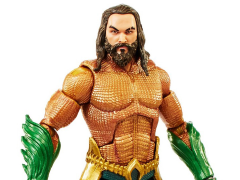 Aquaman DC Comics Multiverse Aquaman (Collect & Connect Trench Warrior)