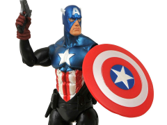 Marvel Select Captain America (Bucky Barnes)