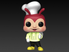 Pop! Ad Icons: Jollibee (Glow in The Dark) Exclusive