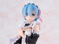 Re:Zero Starting Life in Another World Rem 1/8 Scale Figure