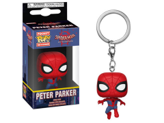 Pocket Pop! Keychain: Spider-Man: Into the Spider-Verse - Peter Parker