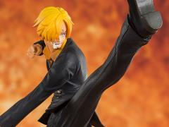 One Piece FiguartsZERO Black Leg Sanji