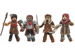 Dragon Age Minimates Four Pack