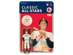 MLB Classic All-Stars ReAction Carlton Fisk (Boston Red Sox) Figure