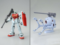 Gundam HGUC 1/144 GM Type C & Ball Type C Exclusive Model Kit